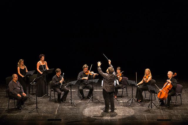 Le Lagrime di Geremia Carlo Galante MITO Festival Milano
