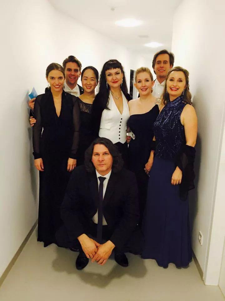 Weihnachtsoratorium Bach Tiroler Festspiele Erl