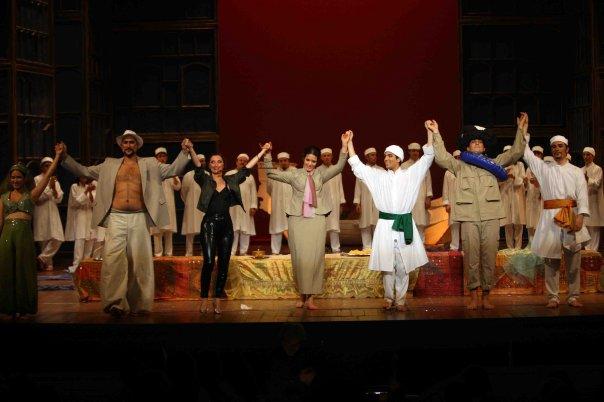 Italiana in Algeri Rossini Teatro Comunale Modena e Municipale Piacenza