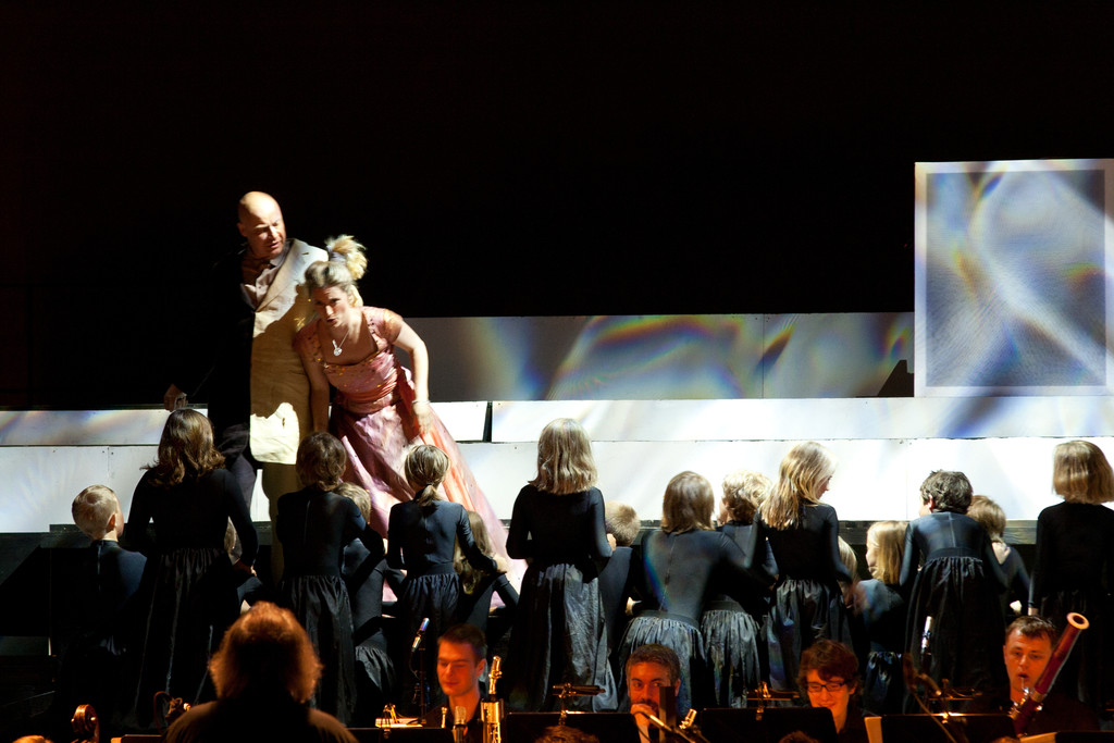 Die Zauberflöte Mozart Tiroler Festspiele Erl