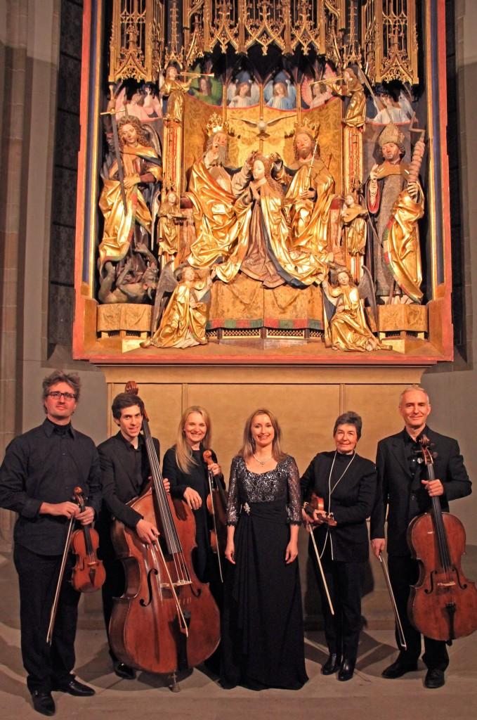 Stabat Mater Boccherini Amarida Ensemble