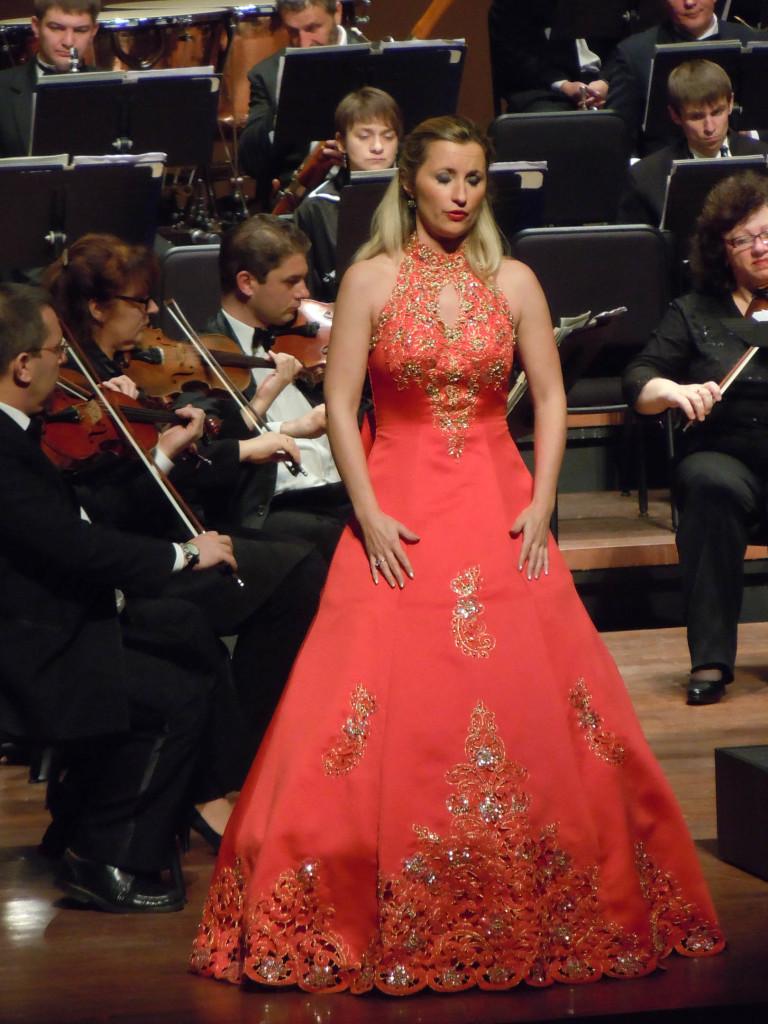 China Tour Violetta Traviata Verdi